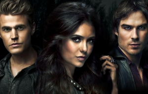 Vampire Diaries Widescreen