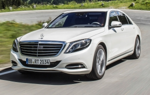 Mercedes-Benz S550e 2015 Widescreen
