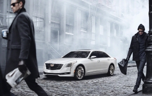 Cadillac CT6 2016 Computer Wallpaper