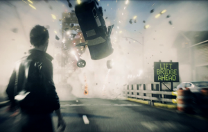 Quantum Break High Definition Wallpapers