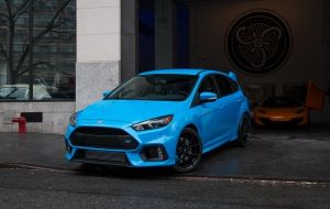 Ford Focus RS 2016 High Definition Wallpapers