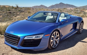 Audi R8 2015 High Definition Wallpapers