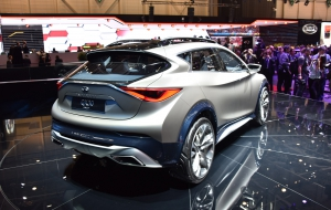 Infiniti QX30 High Definition Wallpapers