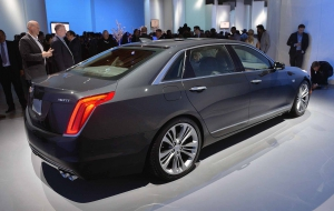 Cadillac CT6 2016 High Definition Wallpapers