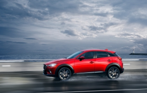 Mazda CX-3 2016 High Definition Wallpapers