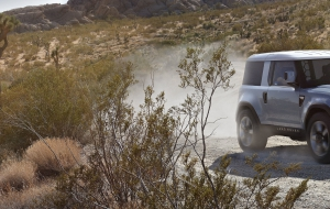 Land Rover Defender 2018 High Definition Wallpapers