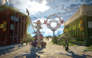 SkyForge High Definition Wallpapers