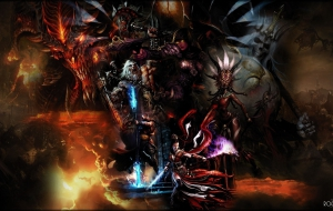 Diablo 3 High Definition Wallpapers