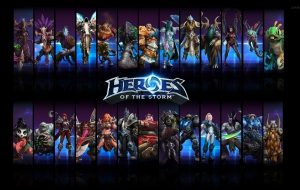 Heroes Of The Storm High Definition Wallpapers