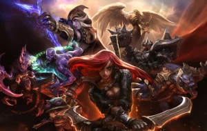 League Of Legends High Definition Wallpapers