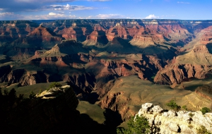 The Grand Canyon HD Background