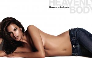 Alessandra Ambrosio High Quality Wallpapers