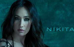 Maggie Q HD Wallpaper