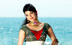 Kajal Agarwal HD Wallpaper