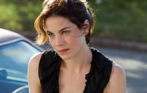 Michelle Monaghan HD Wallpaper