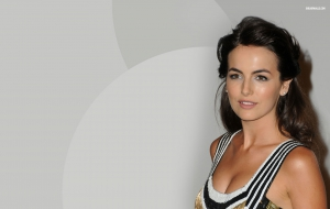 Camilla Belle HD Wallpaper