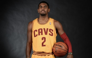 Kyrie Irving Background