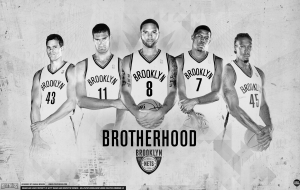 Brooklyn Nets Background