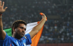 Sachin Tendulkar HD Background