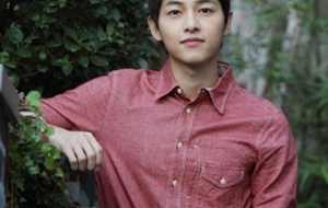 Song Joong Ki HD Background