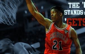 Jimmy Butler HD Background