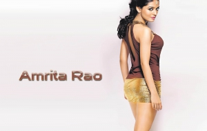 Amrita Rao HD Background