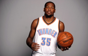 Kevin Durant HD Background