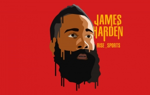 James Harden full HD