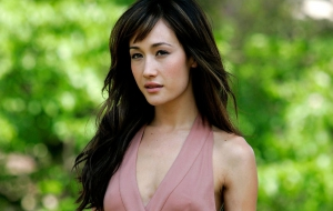 Maggie Q full HD