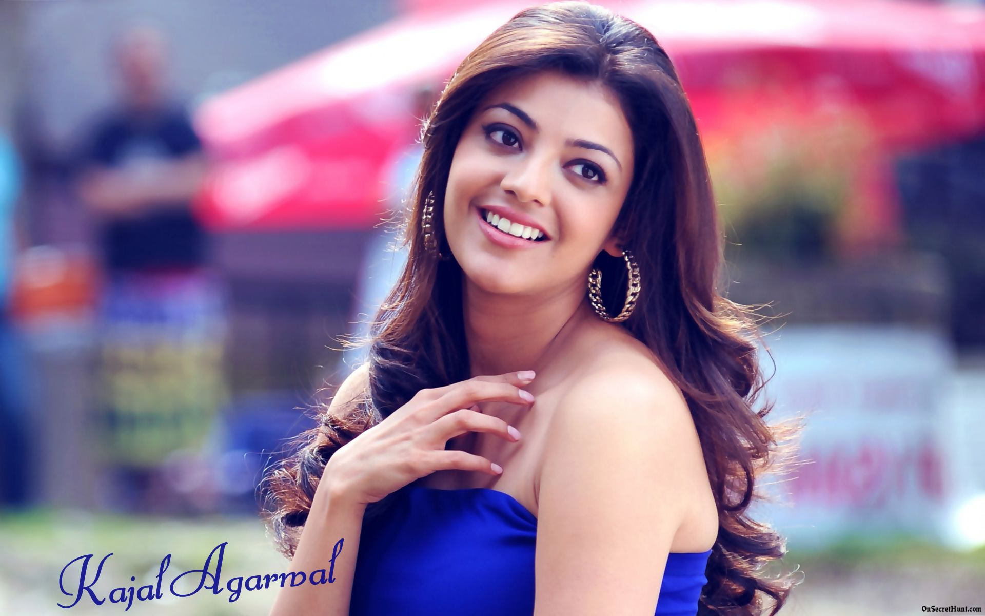 Kajal Agarwal Wallpapers & Bio