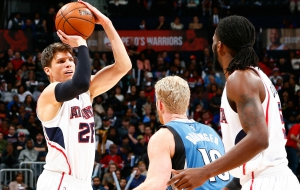 Kyle Korver Photos