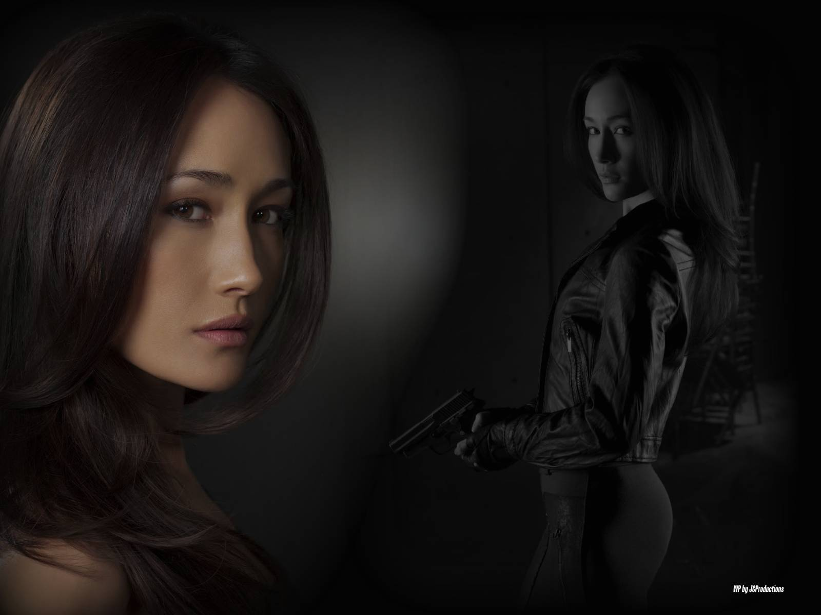Maggie Q Wallpapers High Resolution and Quality Download