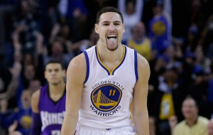 Klay Thompson Computer Wallpaper