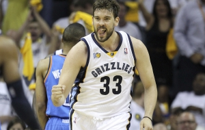 Marc Gasol High Definition Wallpapers