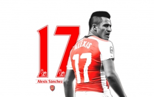 Alexis Sanchez Photos