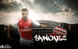 Alexis Sanchez Wallpapers