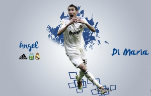 Angel Di Maria High Definition Wallpapers