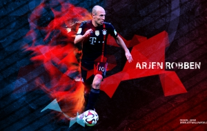 Arjen Robben High Quality Wallpapers