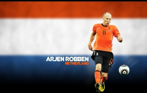 Arjen Robben Wallpaper