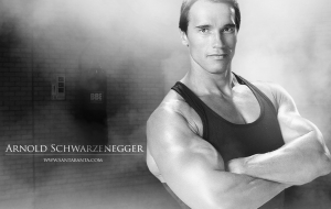 Arnold Schwarzenegger HD Background