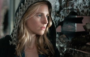 Brit Marling HD Background