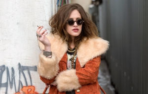 Carly Chaikin Photos