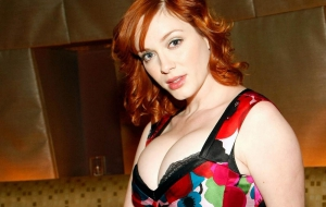 Christina Hendricks High Definition