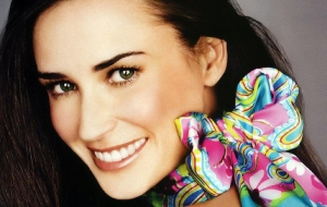 Demi Moore Widescreen