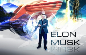 Elon Musk Wallpapers HD