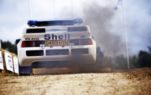 Ford RS200 Background