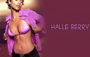 Halle Berry High Definition