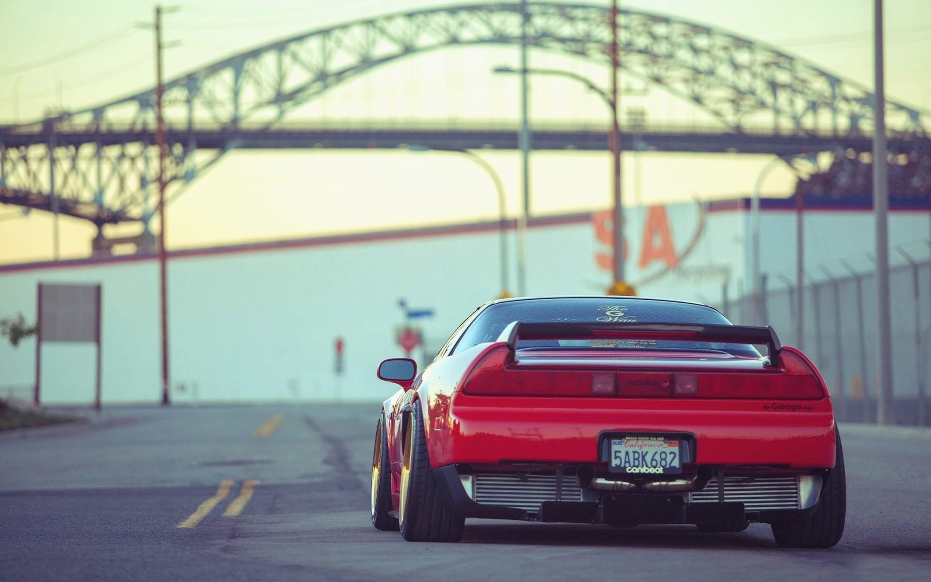 Honda Nsx Wallpapers High Resolution And Quality Downloadhonda Nsx
