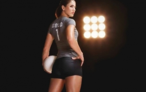 Hope Solo Photos
