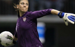 Hope Solo Widescreen